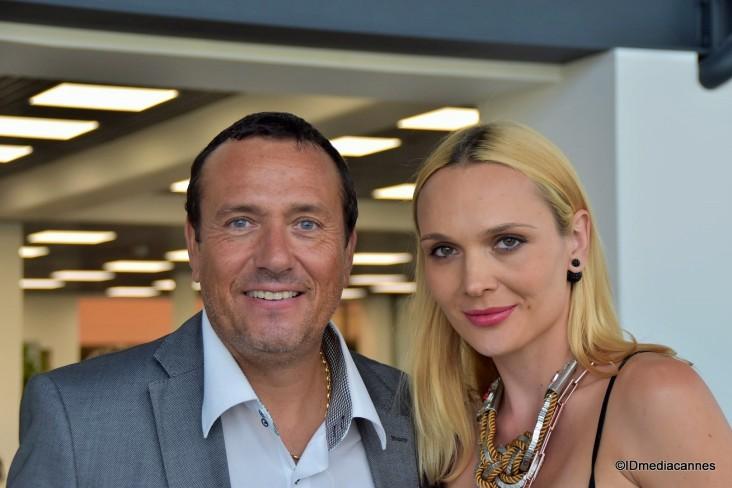 Gil Zetbase & Angela Donava
