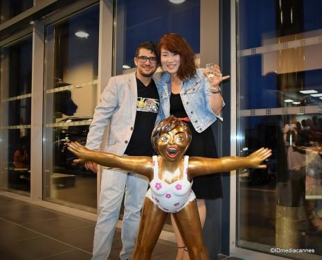 Franck MICHEL & Youn CHO