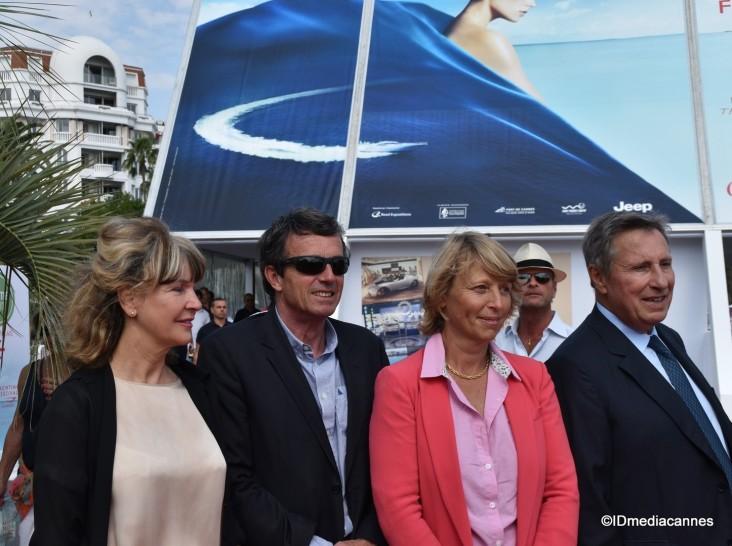 Claire-Anne & Alain Pichavant & Sylvie ERNOULT & Bernard KLEYNHOFF