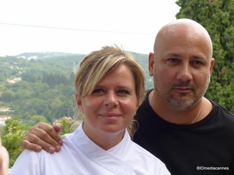 Christelle Brua & Frédéric Anton