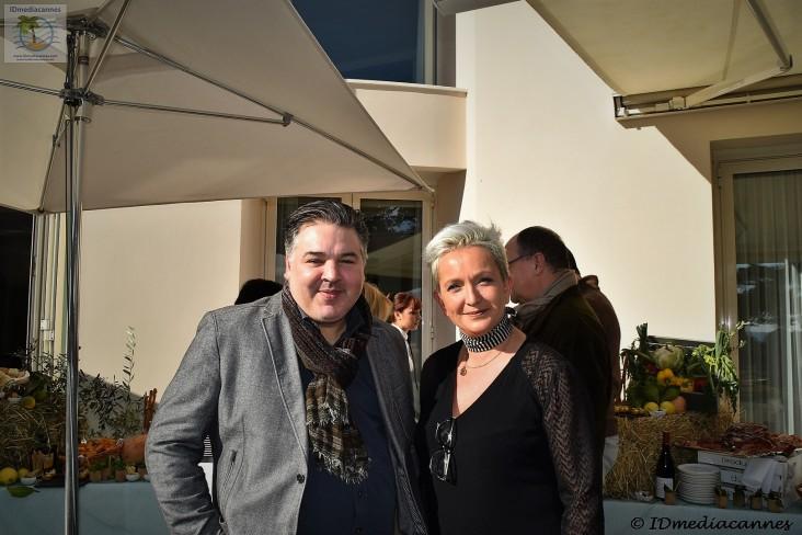 Mathias DANDINE & Elisabeth MORAGLIO