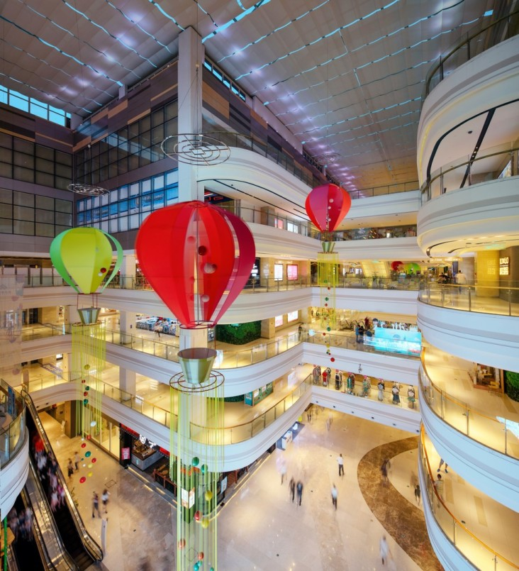 MAPIC 2016 - MAPIC AWARDS 2016 FINALISTS - BEST REDEVELOPED SHOPPING CENTRE